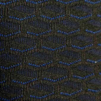 Ткань на центральную часть сидений HF-23 blue